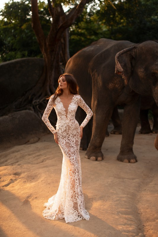 The most beautiful wedding dresses 16 - Master of Ceremonies recommends for You