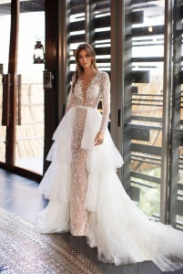 The most beautiful wedding dresses 17 - Master of Ceremonies recommends for You