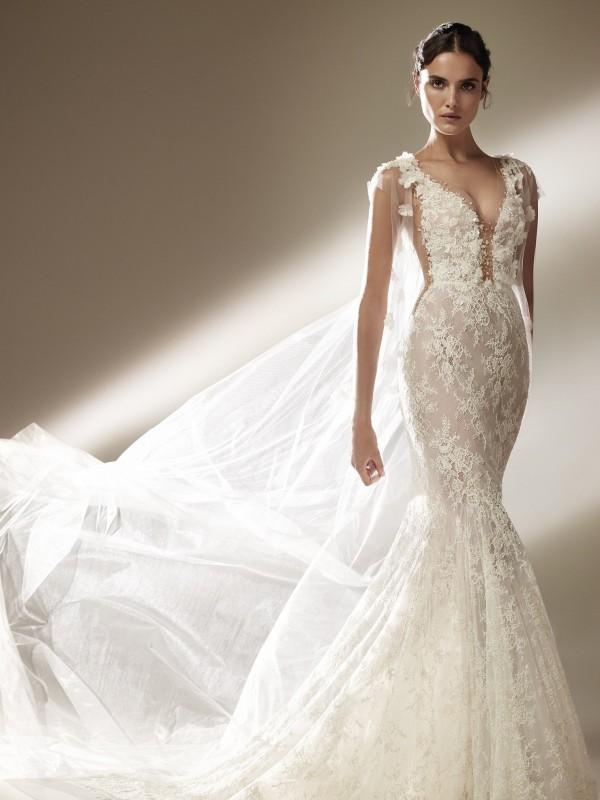 Legújabb álom esküvői ruhák, trendek 191 - Ceremóniamester ajánlja