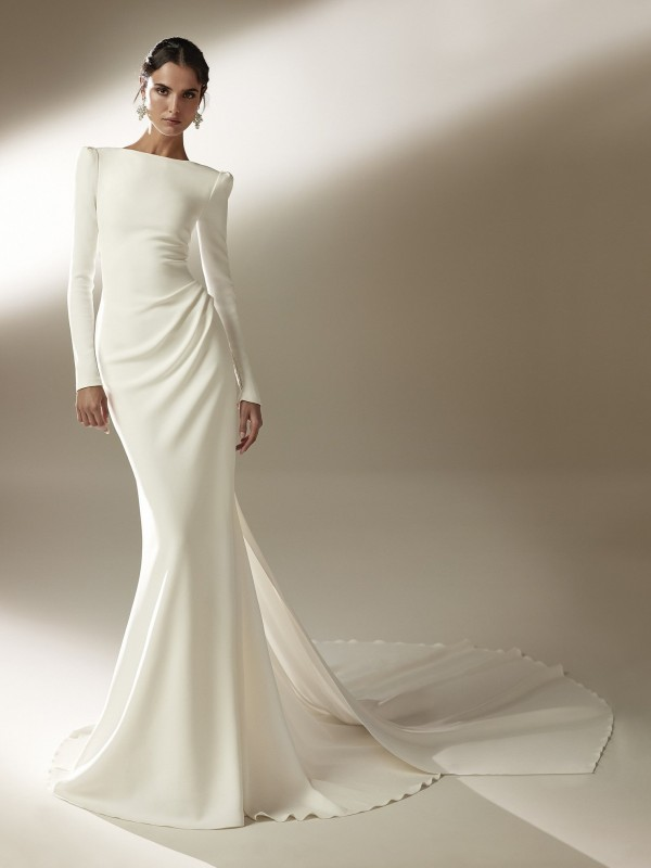 Legújabb álom esküvői ruhák, trendek 192 - Ceremóniamester ajánlja