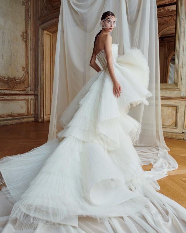 Legújabb álom esküvői ruhák, trendek  194 - Ceremóniamester ajánlja