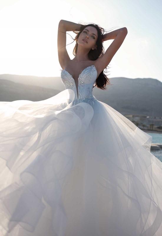 Legújabb álom esküvői ruhák, trendek  226 - Ceremóniamester ajánlja