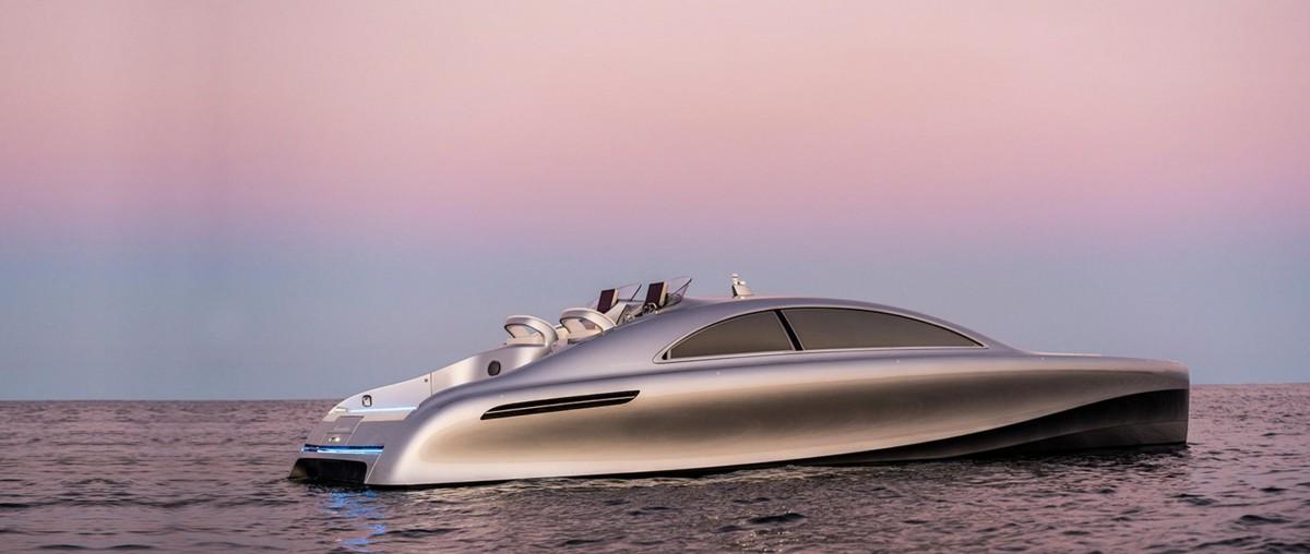 Ultra luxusjachtok a legmenőbb sportkocsigyártóktól Aston Martin-Mercedes és Lexus- Ceremóniamester ajánlja