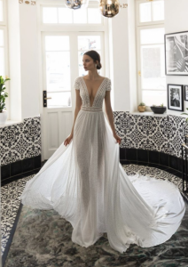 The most beautiful wedding dresses 25 - Master of Ceremonies recommends for You
