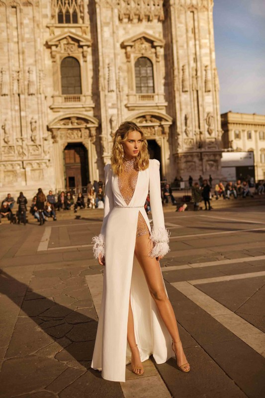 Legújabb álom esküvői ruhák, trendek  261 - Ceremóniamester ajánlja