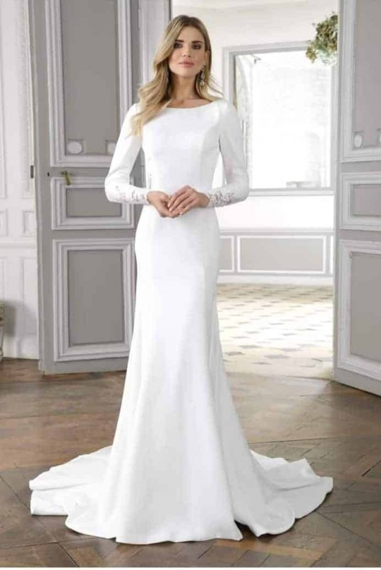Legújabb álom esküvői ruhák, trendek  269 - Ceremóniamester ajánlja