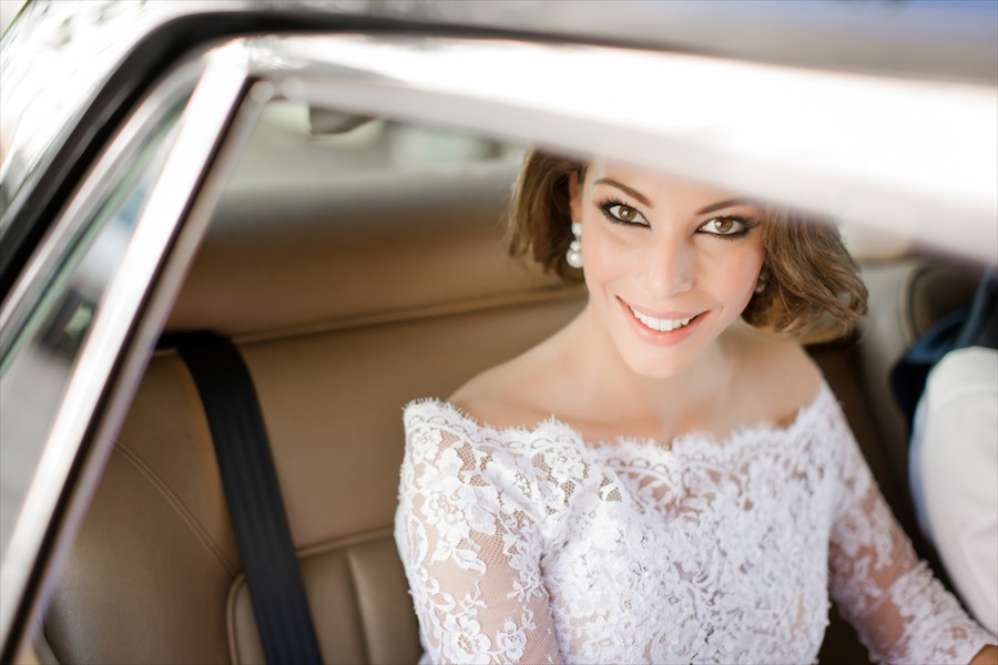 Szabó Dóri - Miss Earth Hungary 2011 - és a Ceremóniamester