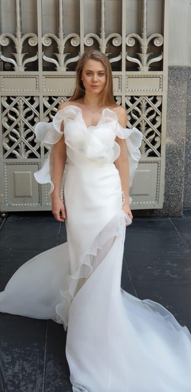 Legújabb álom esküvői ruhák, trendek  278 - Ceremóniamester ajánlja