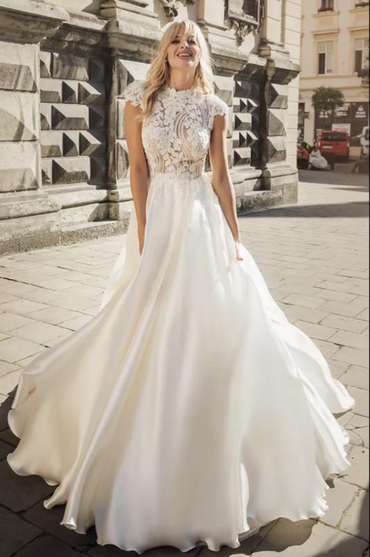 Legújabb álom esküvői ruhák, trendek  283 - Ceremóniamester ajánlja