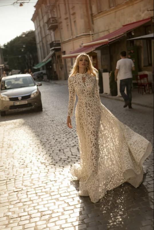 Legújabb álom esküvői ruhák, trendek  285 - Ceremóniamester ajánlja