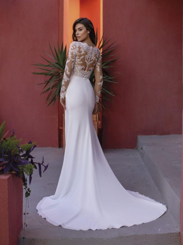 Legújabb álom esküvői ruhák, trendek  287 - Ceremóniamester ajánlja