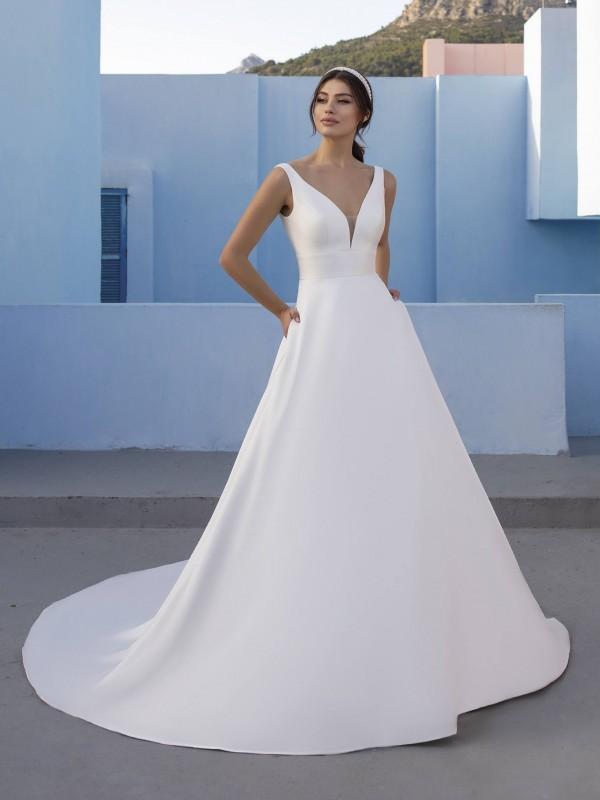 Legújabb álom esküvői ruhák, trendek  291 - Ceremóniamester ajánlja
