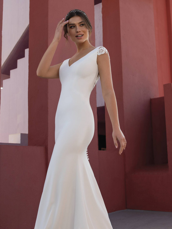 Legújabb álom esküvői ruhák, trendek  300 - Ceremóniamester ajánlja