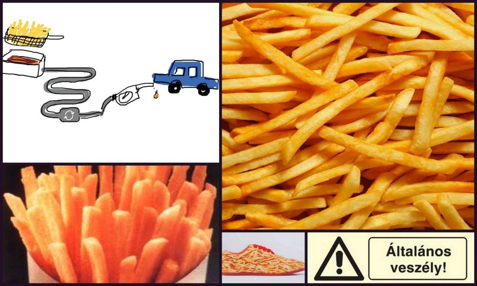 Tudod miket eszel meg a gyorséttermi sültkrumplival!? -a ceremóniamester ajánlja a figyelmedbe