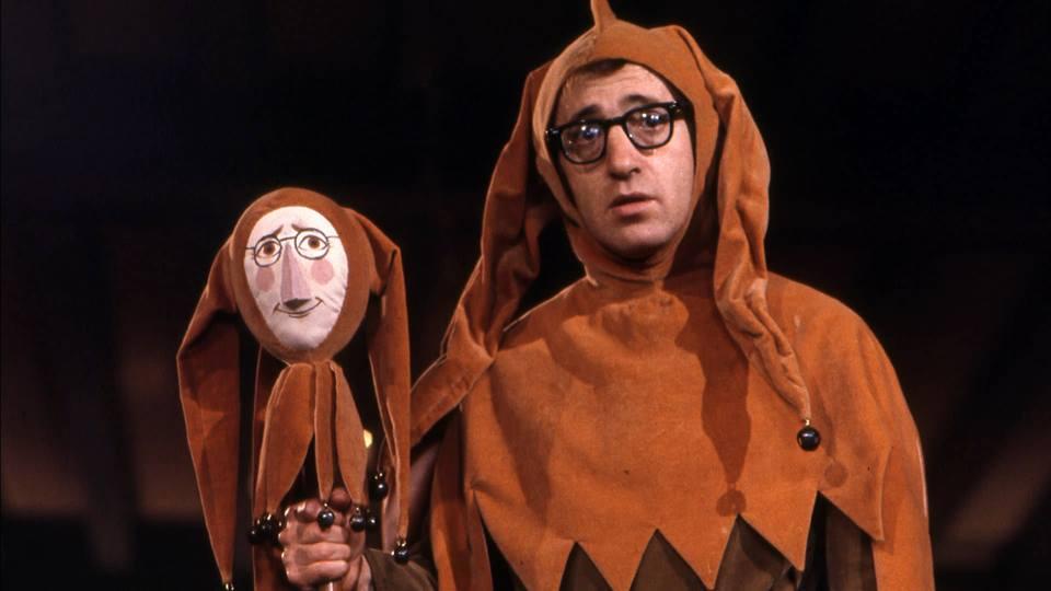 Ma 78 éves Woody Allen - a humor nagyágyúja - a ceremóniamester igencsak kedveli
