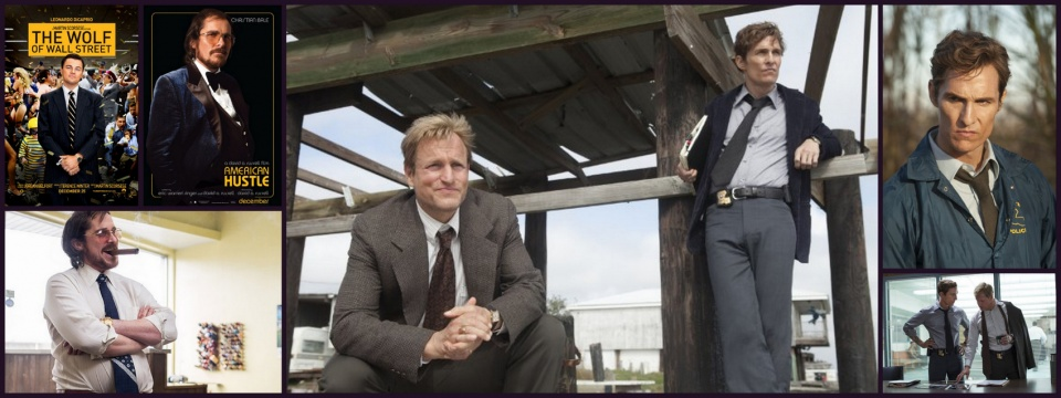 Wall Street Farkasa vs más filmek -Matthew McConaughey vagy Woody Harrelson lemossa diCapriót- ceremóniamester ajánlja