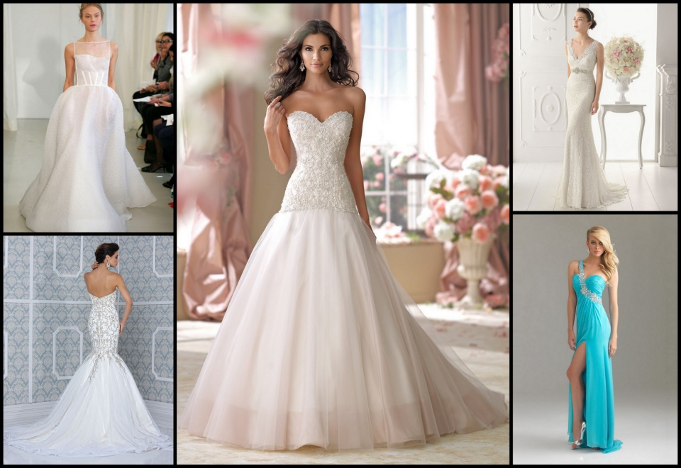Ahogy ígértem : 2014 legszebb esküvői ruhái - a ceremóniamester ajánlja