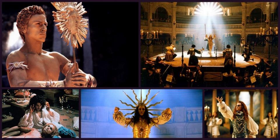 Film az udvari főzenészről és a Napkirályról - ceremóniamester ajánlja