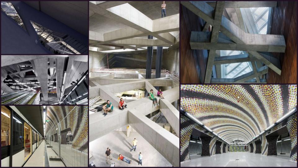 Architizer A+ Awards és a 4-es metró- ceremóniamester ajánlja