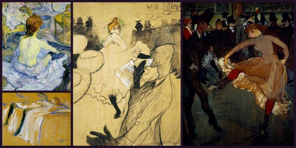 Művelődjünk! Toulouse-Lautrec - ceremóniamester ajánlja