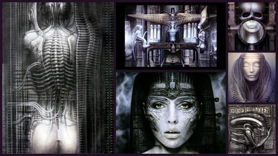 Meghalt H. R. Giger az Alien-trilógia látványtervezője - ceremóniamester ajánlja