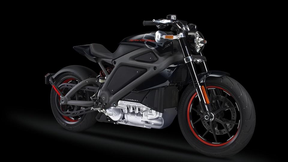 Uhhhh- elektromos Harley-Davidson - ceremóniamester ajánlja