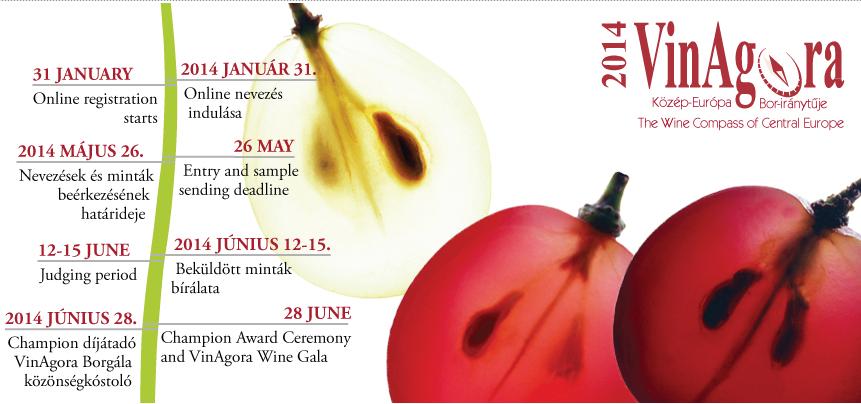Vinagora Borgála -hazánk legrangosabb nemzetközi bor-megmérettetése -ceremóniamester ajánlja