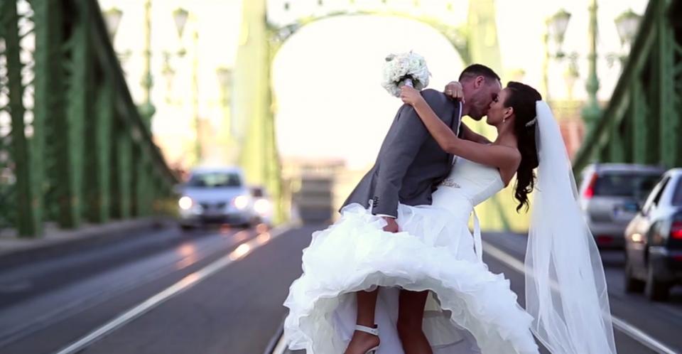 Egy szép film Kriszti és Sanya esküvőjéről - CEREMÓNIAMESTER ajánlja