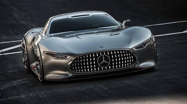 Ezt látni kell : Mercedes-Benz Gran Turismo 6 AMG! - Ceremóniamester ajálja