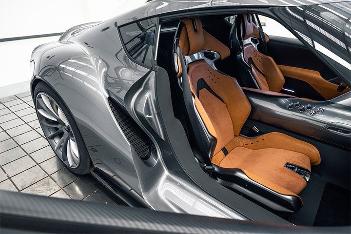A Japánok is belehúztak koncepció autók terén - ceremóniamester ajánlja