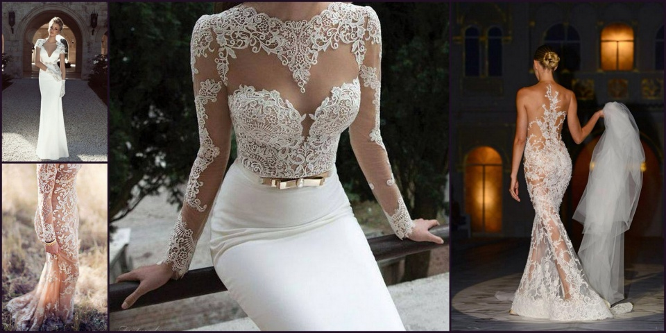 Újabb esküvői ruhacsokor - ceremóniamester ajánlja