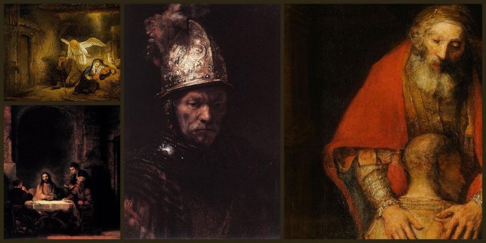 Nagyszerű kiállítás nyílik : Rembrandt és a holland arany évszázad festészete címmel- ceremóniamester ajánlja