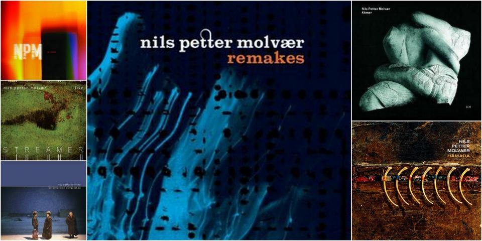 Nils Petter Molvaer korunk egyik leginvenciózusabb zenésze-a norvég Miles Davis- koncert - ceremóniamester ajánlja