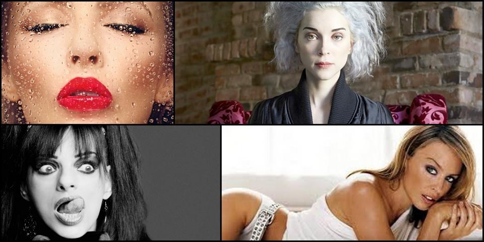 Koncertek : Kylie Minogue - Yamato - St. Vincent (US) - Nina Hagen - Ceremóniamester ajánlja