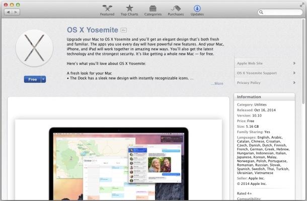 Mac - OS X Yosemite - Te már tolod is fel?? - ceremóniamester ajánlja