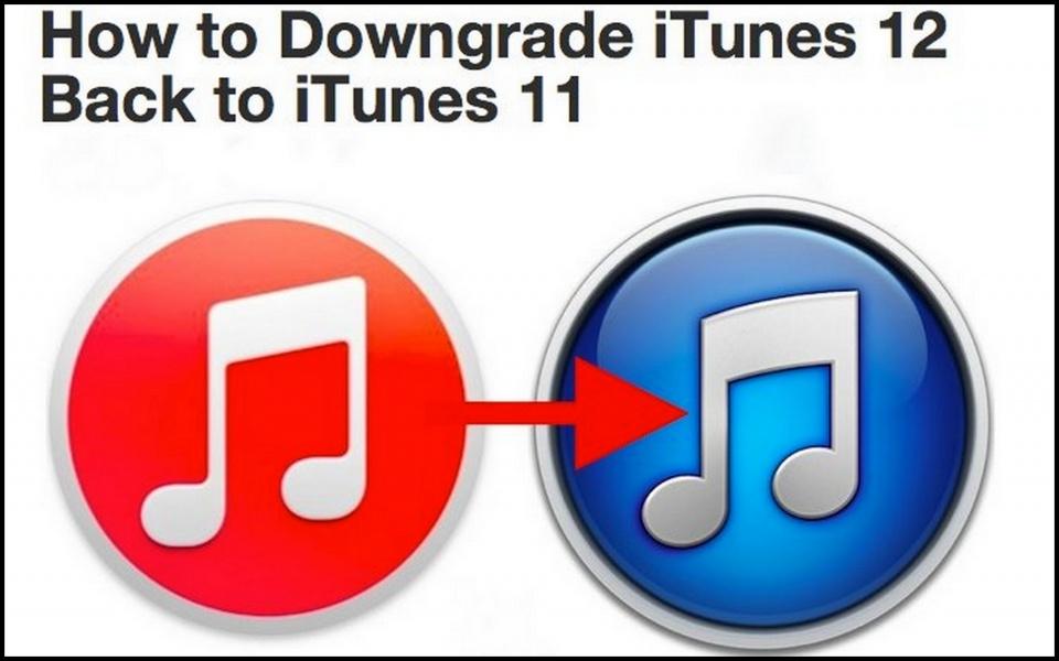 Hogy tudom a régebbi iTunes-t (12-ről 11-re) visszatenni?? - ceremóniamester ajánlja