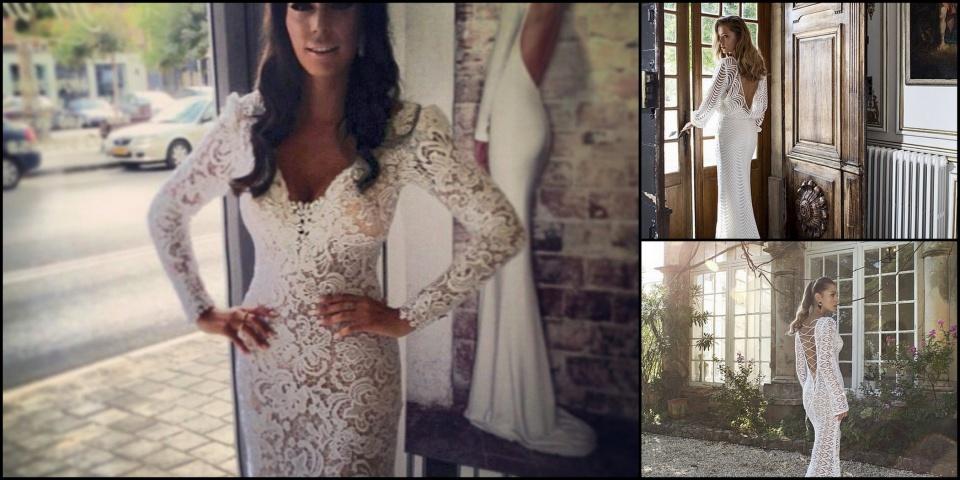 Julie Vino csodás ruhái - ceremóniamester ajánlja