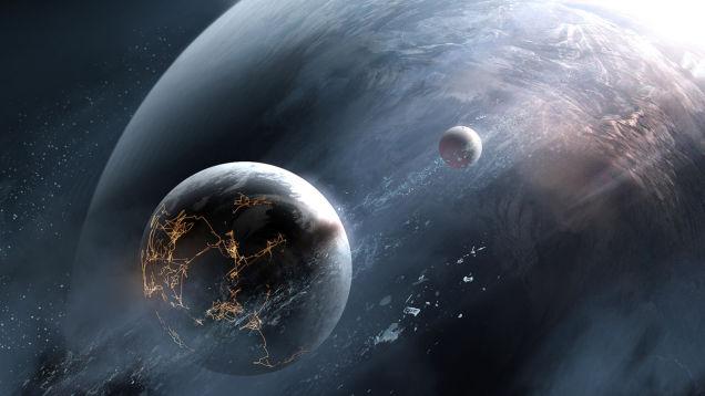 Az év legjobb sci-fi-je - Interstellar  -ceremóniamester ajánlja