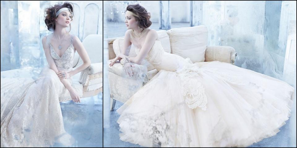 Álomruhák esküvőkre - ceremóniamester ajánlja