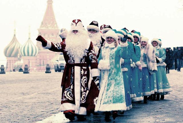 Meghökkentő újévi szokások - ceremóniamester ajánlja