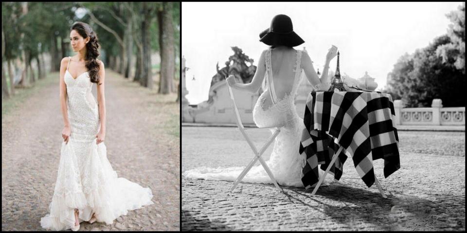 Álomruhák Galia Lahav-tól esküvőkre - ceremóniamester ajánlja