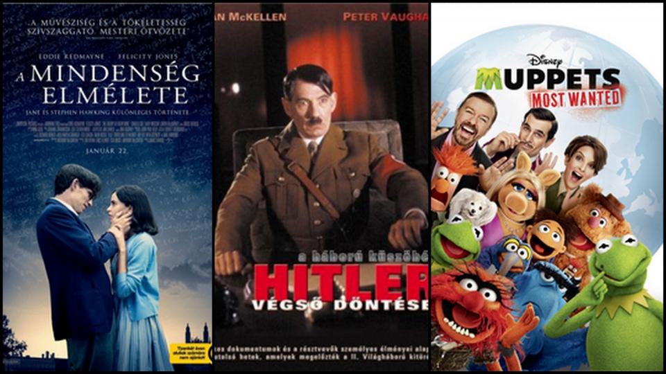 Filmek amiket nézz ill ne nézz meg II. ! - ceremóniamester ajánlja