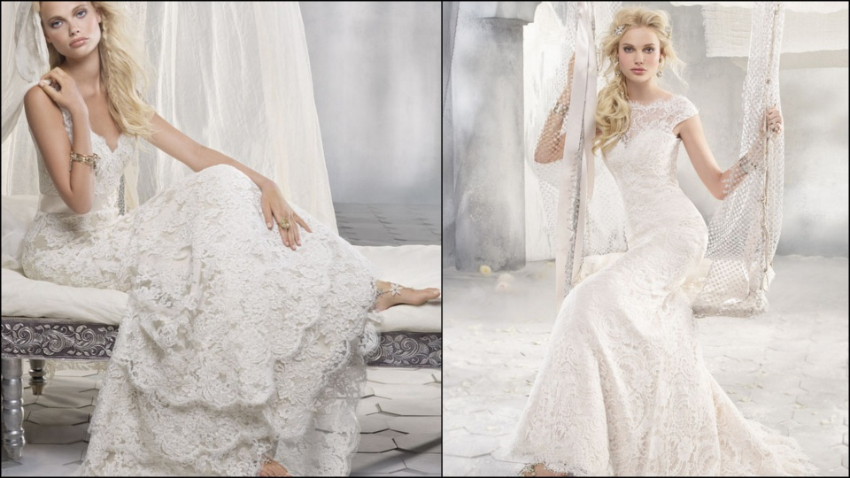 Hogy még nehezebb legyen választanod...- csodás esküvői ruhák - Ceremóniamester ajánlja