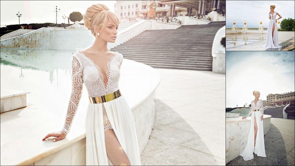 Ahh, micsoda pazar esküvői ruhák! Dalia Manashrov - ceremóniamester ajánlja