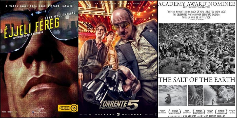 Legújabb filmek amiket nézz ill ne nézz meg III. ! - ceremóniamester ajánlja