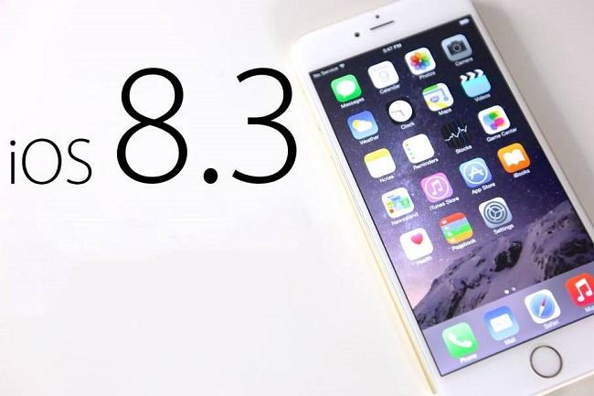 Apple iOS 8.3 és a Touch ID és más hibák  - ceremóniamester ajánlja