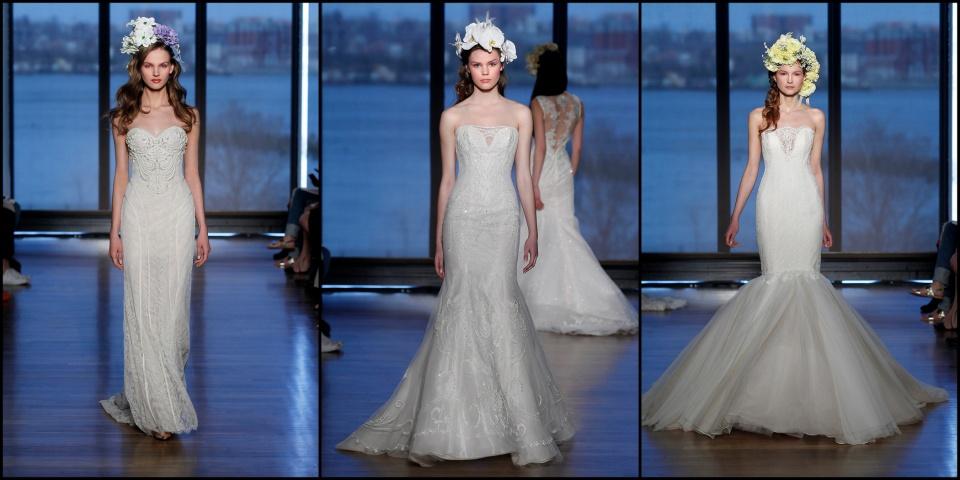 Ines Di Santo -új csodás esküvői ruhák - ceremóniamester ajánlja
