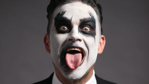 Le ne maradjatok - Robbie Williams a Szigeten! - ceremóniamester ajánlja
