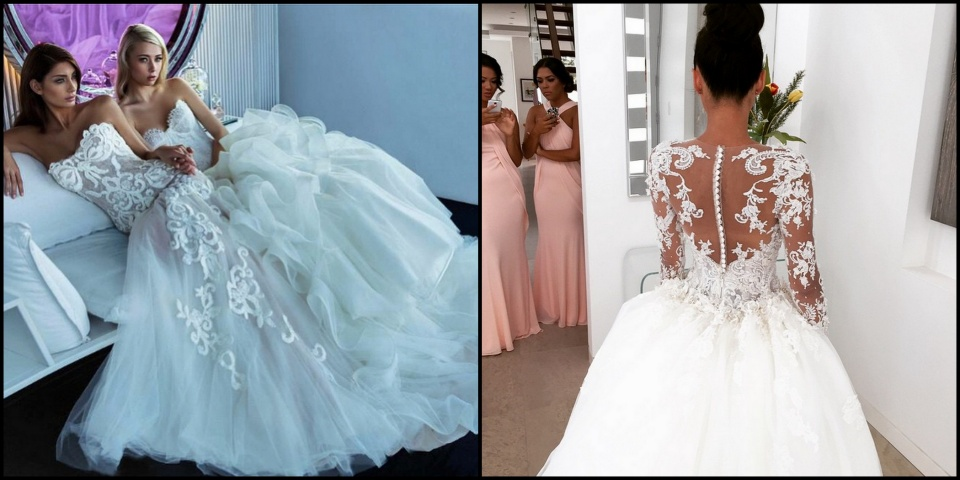 Újabb csokor csodás esküvői ruha - Ceremóniamester ajánlja