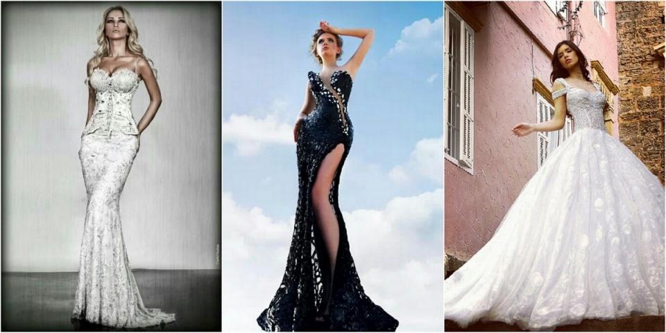 Különleges esküvői ruhák Közel-Keletről -  ceremóniamester ajánlja